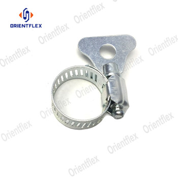 hot sale American worm-drive clamp manufacture in China