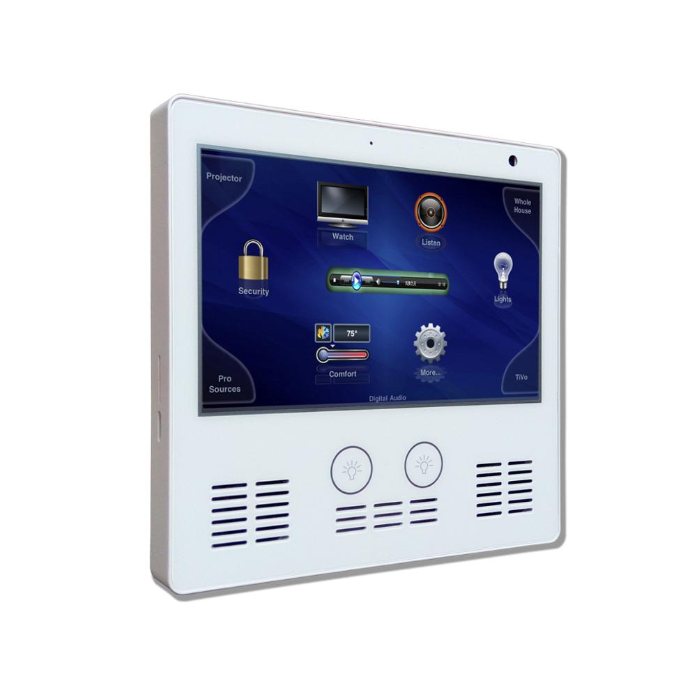 5 Inch android touch screen camera smart home smart zigbee <strong>switch</strong>
