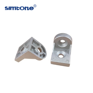 2020 3030 sizes aluminium material any angle l corner bracket
