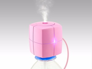 USB Portable ABS Water Bottle Cap Mini Humidifier DC 5V Office Air Diffuser Aroma Mist Maker