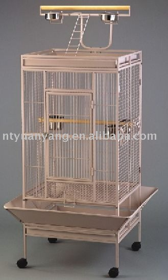 large luxurious metal bird cage parrot crate hotsales