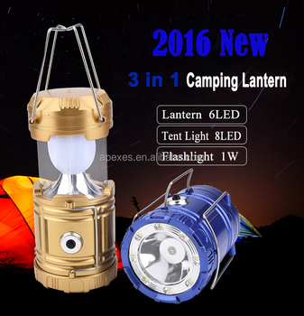 New 3in1 camping lantern lamp6 led camping lamp outdoor lighting new 3in1 camping lantern lamp6 led camping lamp outdoor lighting 8 led folding camp mozeypictures Gallery