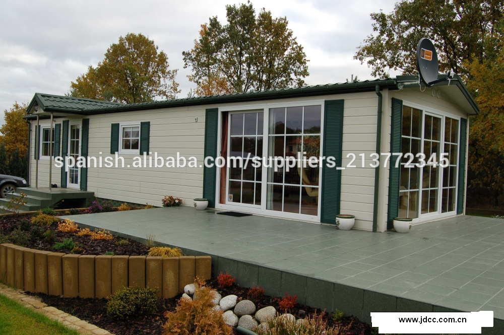Casas prefabricadas de panel s ndwich casas prefabricadas - Casas de panel sandwich ...
