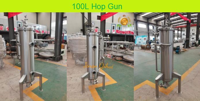 product show of hop gun