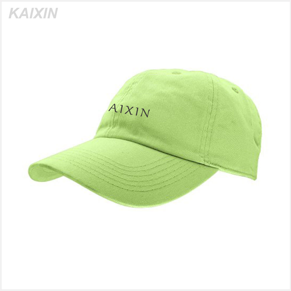 promotional custom-made design your own logo high quality 100% cotton cheap embroidery sample free baseball cap