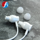 2018 New Hi - End Audiophile Dual Driver In - Ear Aluminum Earphone with Mic for Phone&pPC