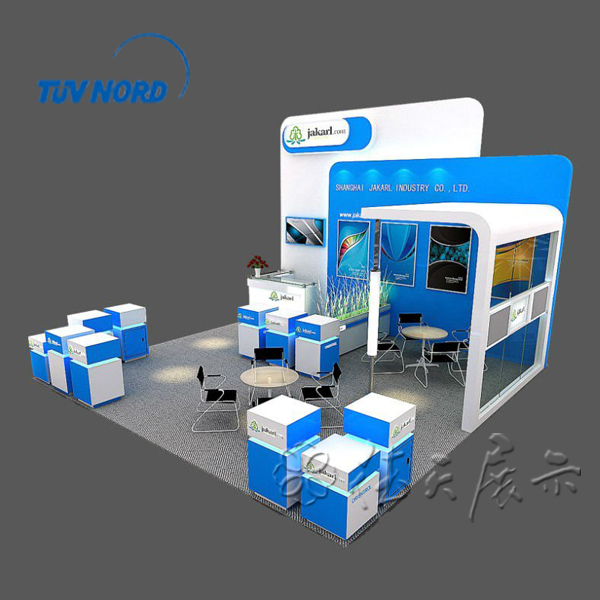 Exhibition Booth Design : Exhibition booth designed and produced by detian display
