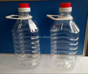 Plastic cooking oil/edible oil bottle