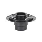 CUPC Approved ABS Shower Drain Base With Adjustable Ring Free Shipping To The USA