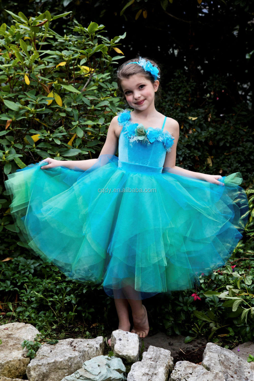 Baby Girls Fairy Dress Costume Butterfly Wing Glitter