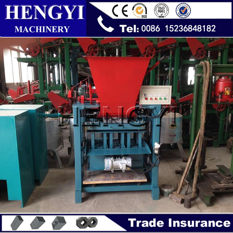 Building And Construction Equipment QT4-35B concrete block machine high quality,interlocking paving block machine