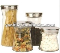 Stainless Steel Canister,Glass Canister,Glass Stainless Steel ...