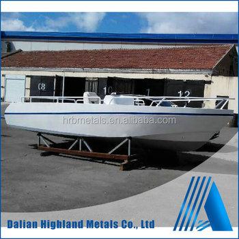 China Supplier Hot Sale 14 Feet Marine Aluminum Fishing Boat