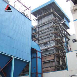 Biomass Fuel Type Hot Biomass Fuel Water Tube Boiler System