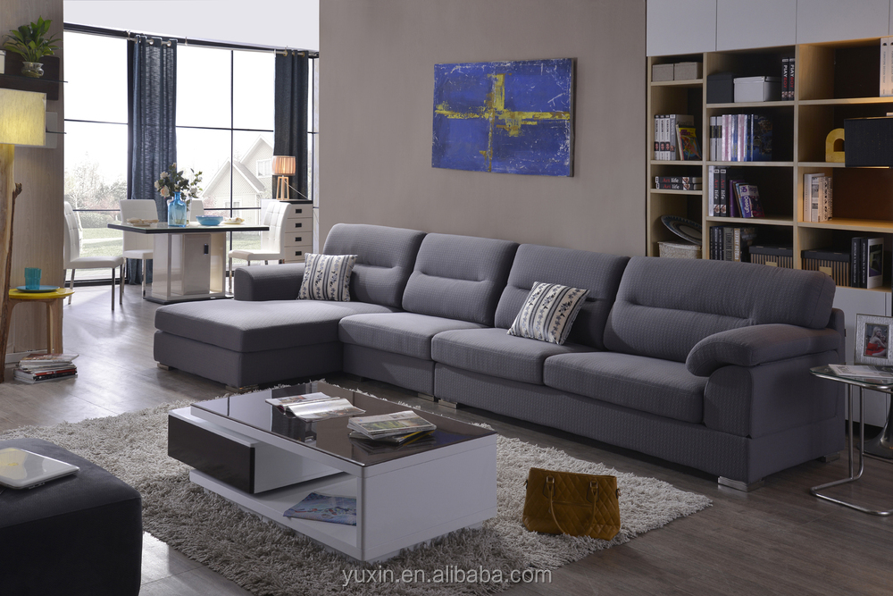 Modern Sofa European Style,noble House Furniture Sofa Set,large Sectional  Sofa
