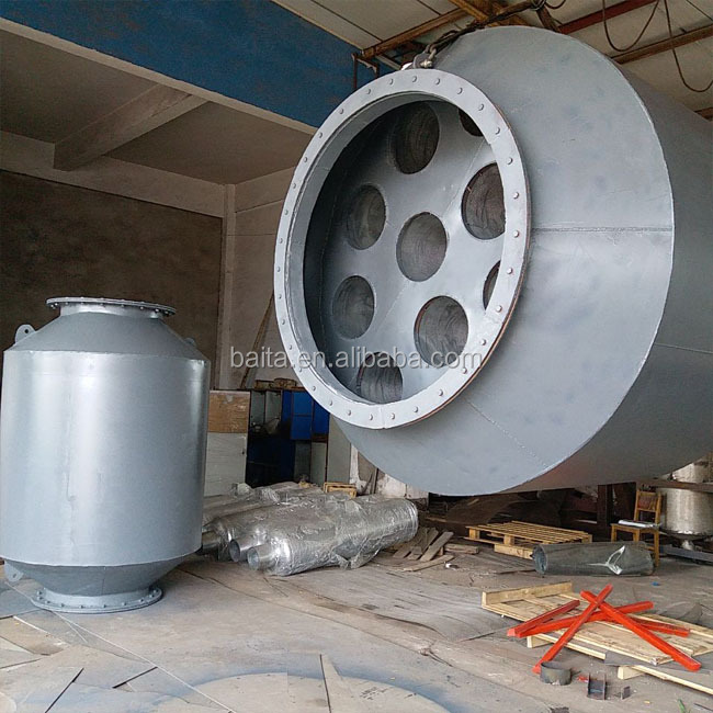 Fan silencer-Fan Silencer Muffler-Low Cost Boiler Muffler