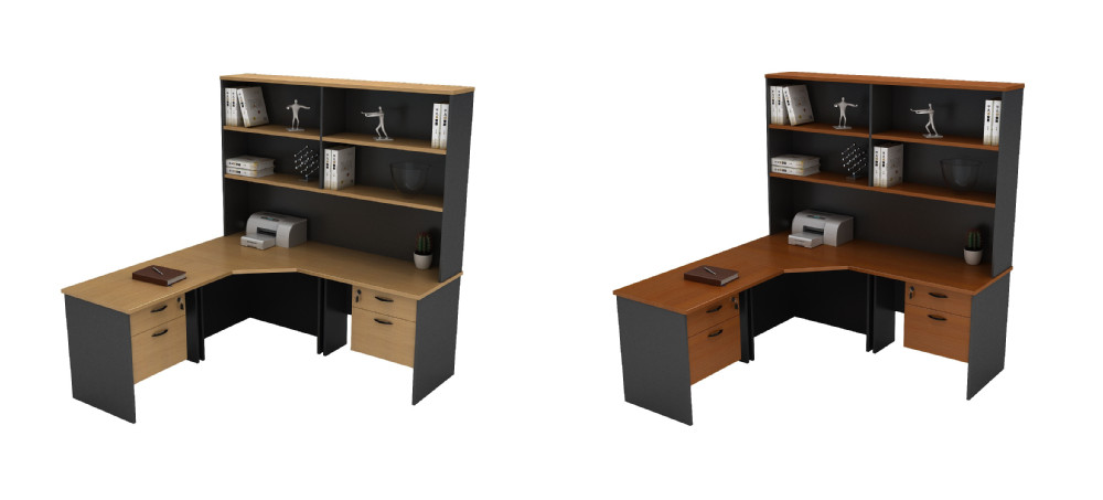 modular office des/executive desk/high quality melamine modular
