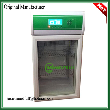 Lcd 80l Small Seed Germination Incubator For Sale