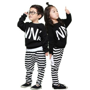 Cute Jogging Sweat Suit Cheerleading Outfits