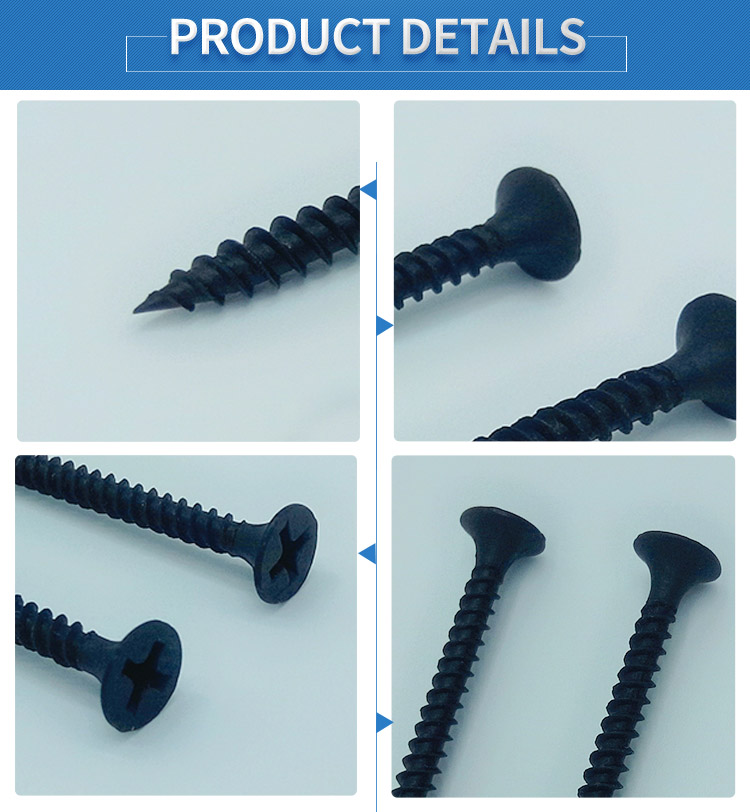 Cheap Price Drywall Screw / Chipboard Screw