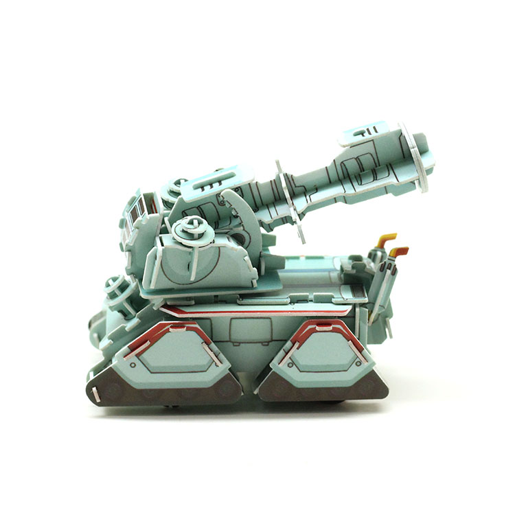 Children's education 3d puzzle tank buy wholesale direct from china