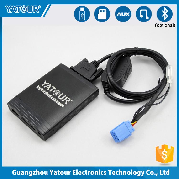 Bluetooth USB SD AUX en mp3 adaptador compatible con peugeot rd3 rb3 rm2 VDO