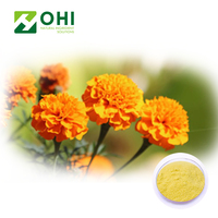 Calendula Officinalis Flower Bulk Powder/Pure Lutein 5%-80% /high purity Lutein for protect eyesight