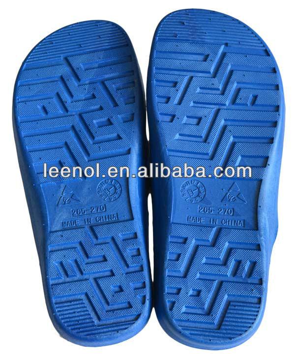 Antistatic Slipper ESD SPU Slipper(LN-7101B Blue)