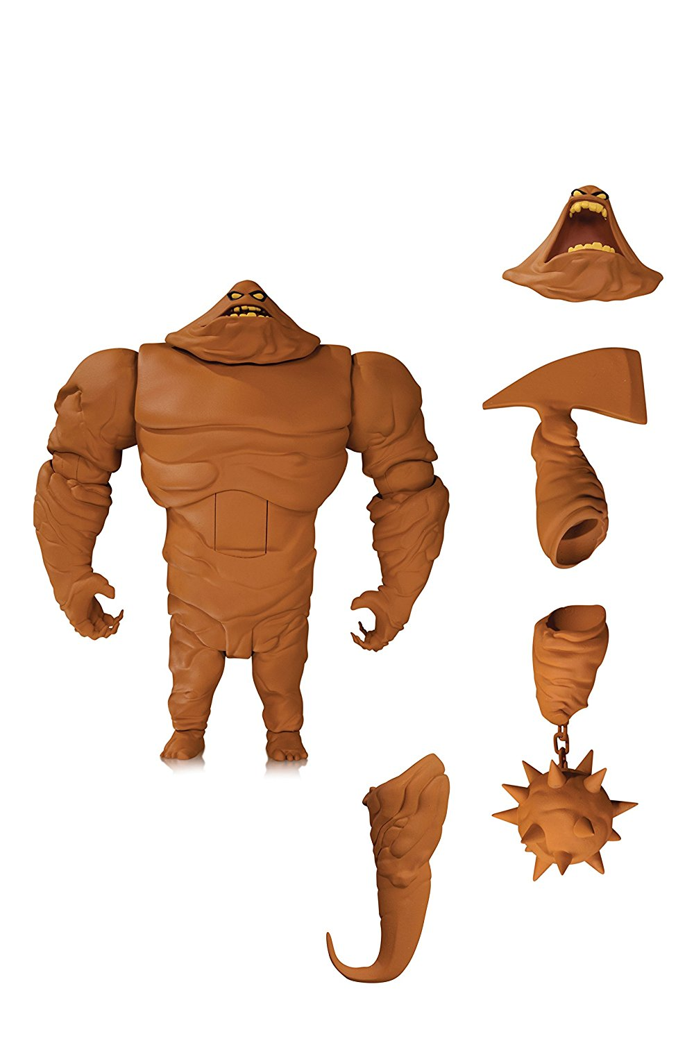 DC Collectibles Batman: The Animated Series: The New Batman Adventures: Clayface Deluxe Action Figure