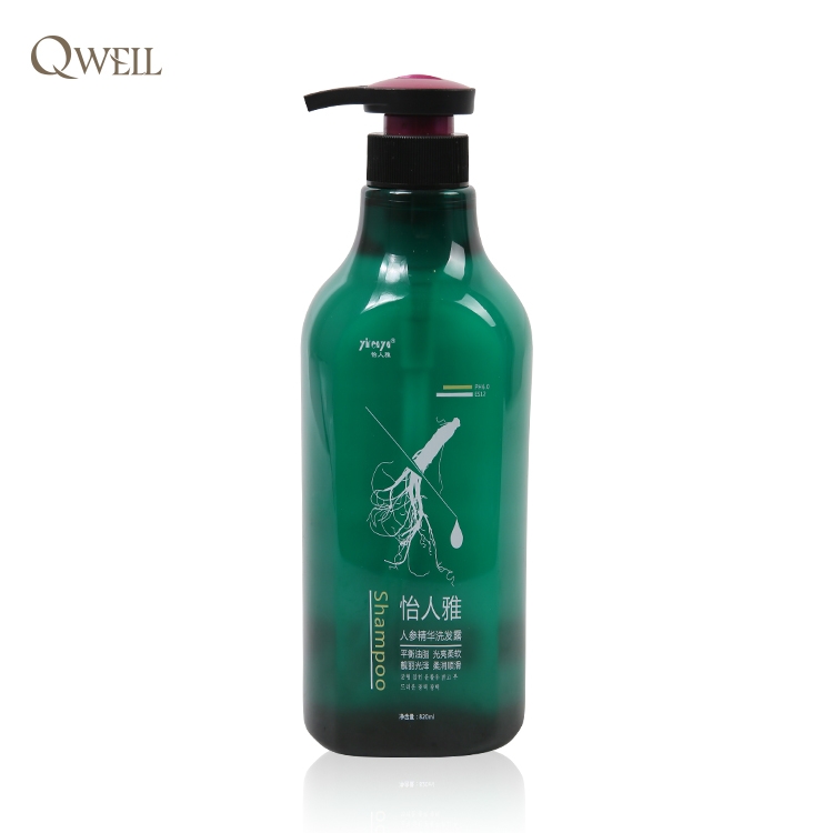 OEM natural organic hotel anti-Itching shampoo hot hair care product