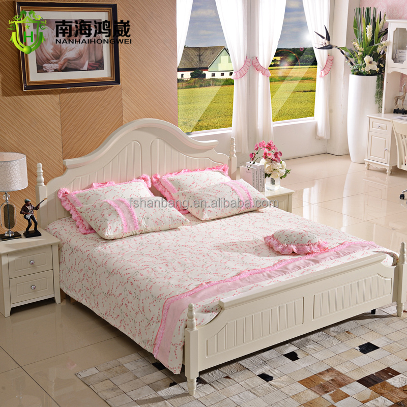 Latest wood double bed designs with box buy double bed for Latest model bed design
