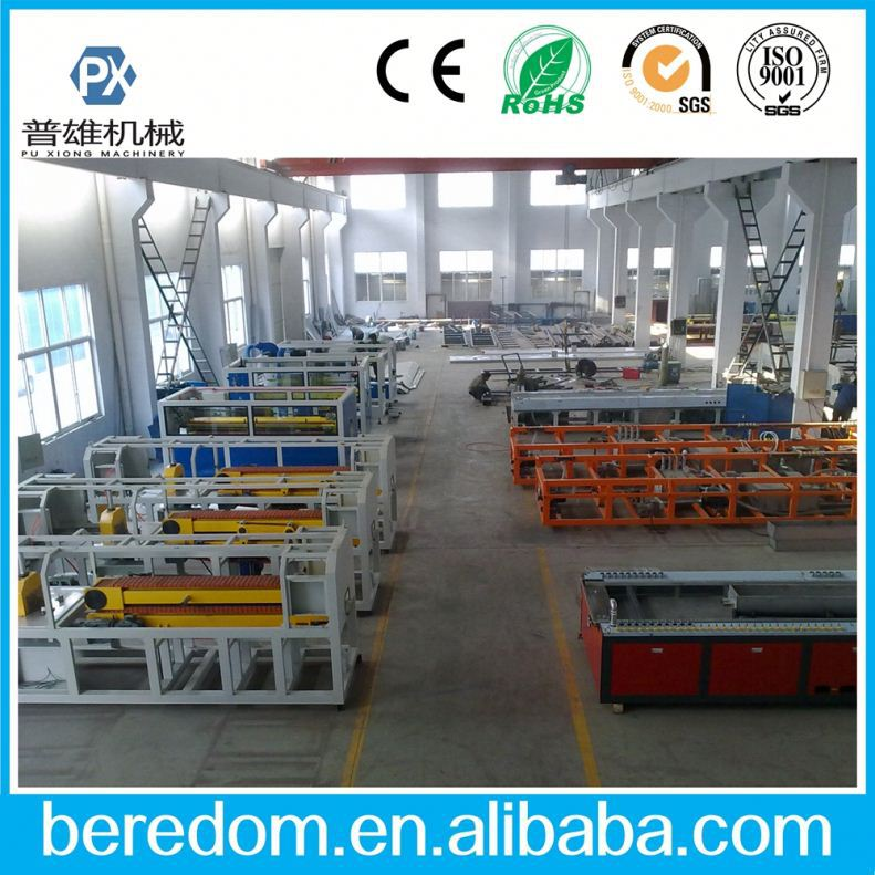 Pvc Windowsill Foam Fascia Board Making Machine