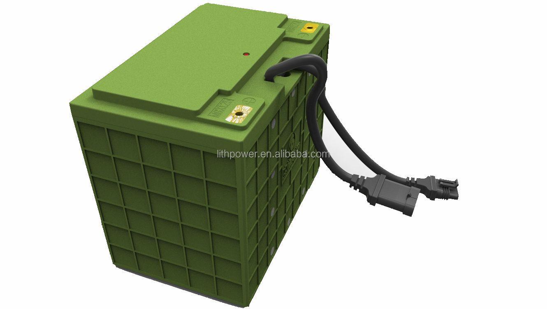 Deepcycle 12 Volts 120ah Lifepo4 Bateria Com 2000 Ciclos
