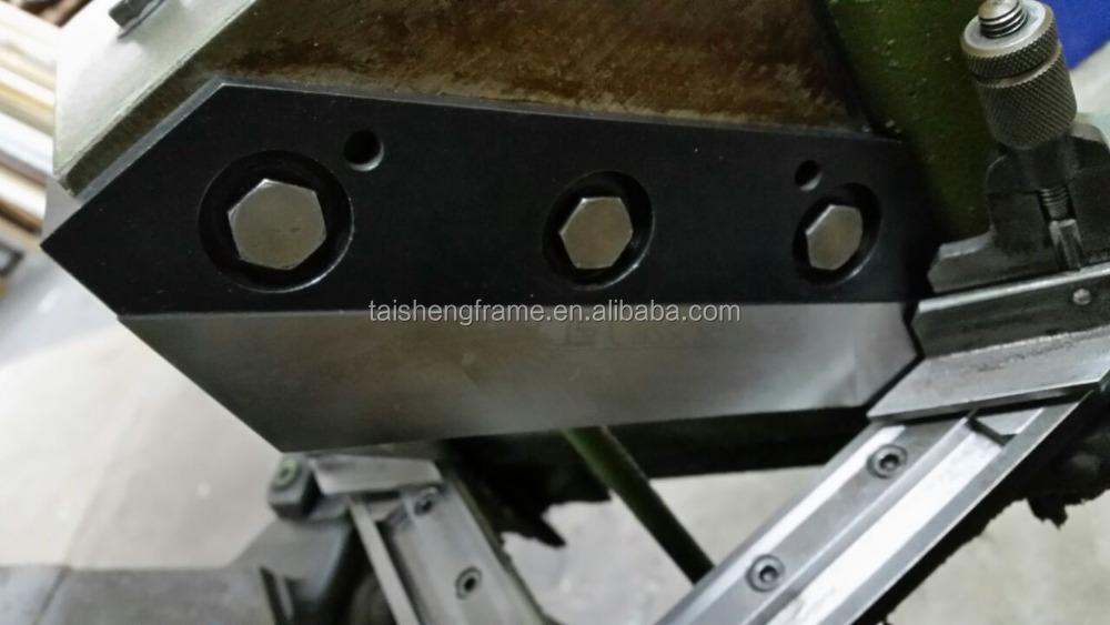 Gehrung guillotine 1500mm fuß bilderrahmen schneidemaschine zum ...