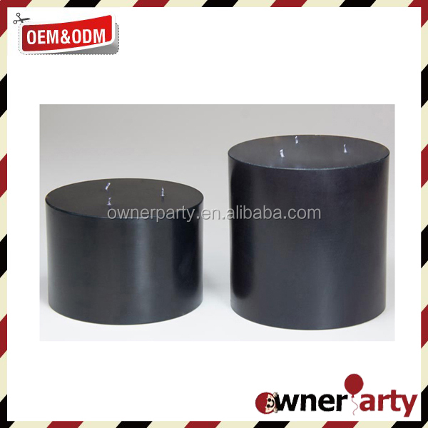 Fashion Unique Design Black Candles Wholesale