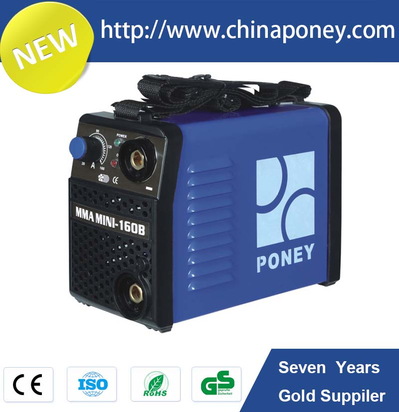 HandType ARC Welding Machine 230 voltage 160amp DC Inverter MMA-160S type B