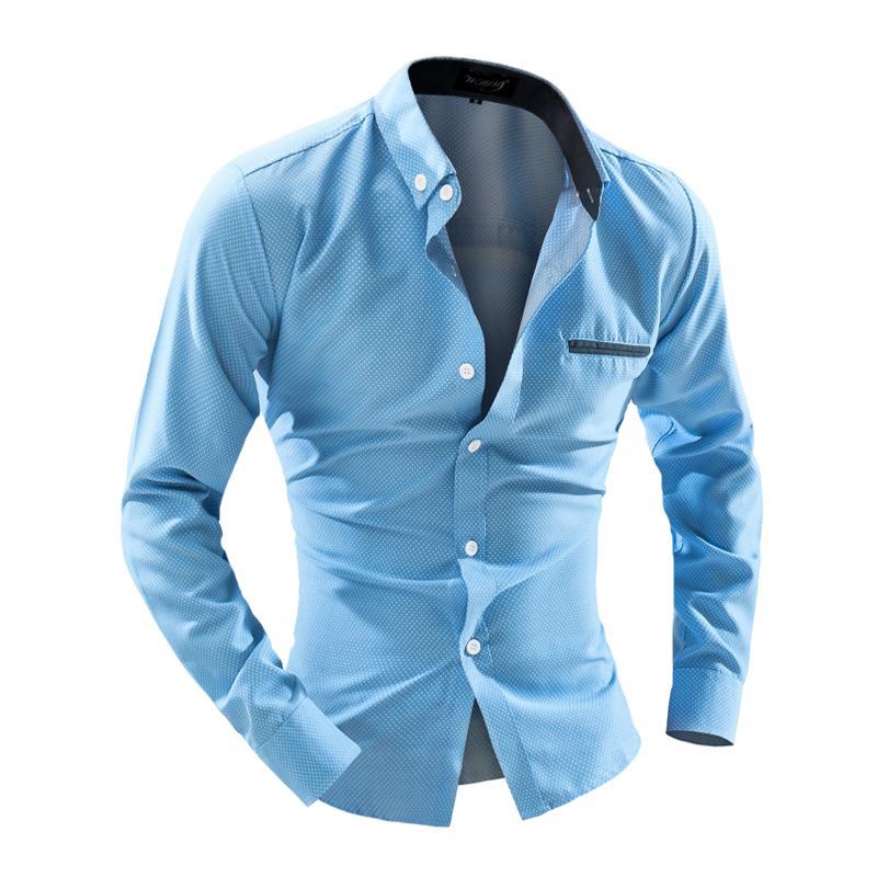 d299b2f36 2019 Wholesale New Design High Quality Men'S Shirt Fashion Brand ...
