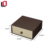 2018 technology jewelry packaging drawer box new design
