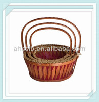 Buy Cheap Wholesale Rustic Willow Baskets with in China on Alibaba.com