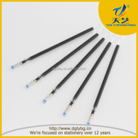 High temperature magic invisible ballpoint pen for leather