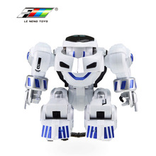 Factory directly sell programmable racing car toys deformation toy robot