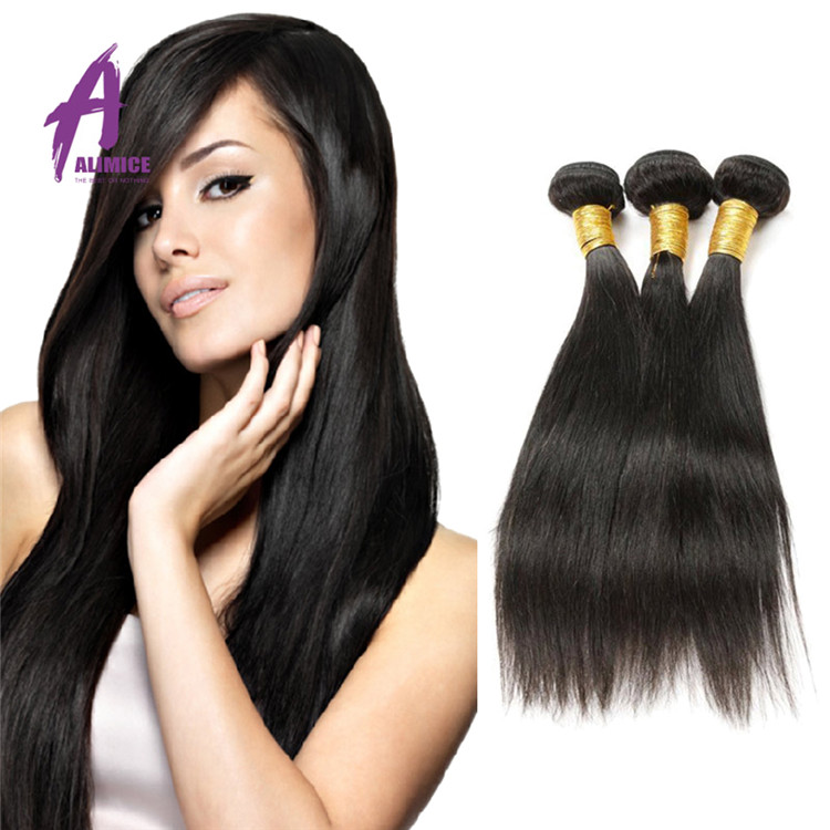 Grade 7A Double Drawn Weft <strong>Hair</strong> Best Quality Malaysian Virgin Straight 50 Inch Virgin <strong>Hair</strong>