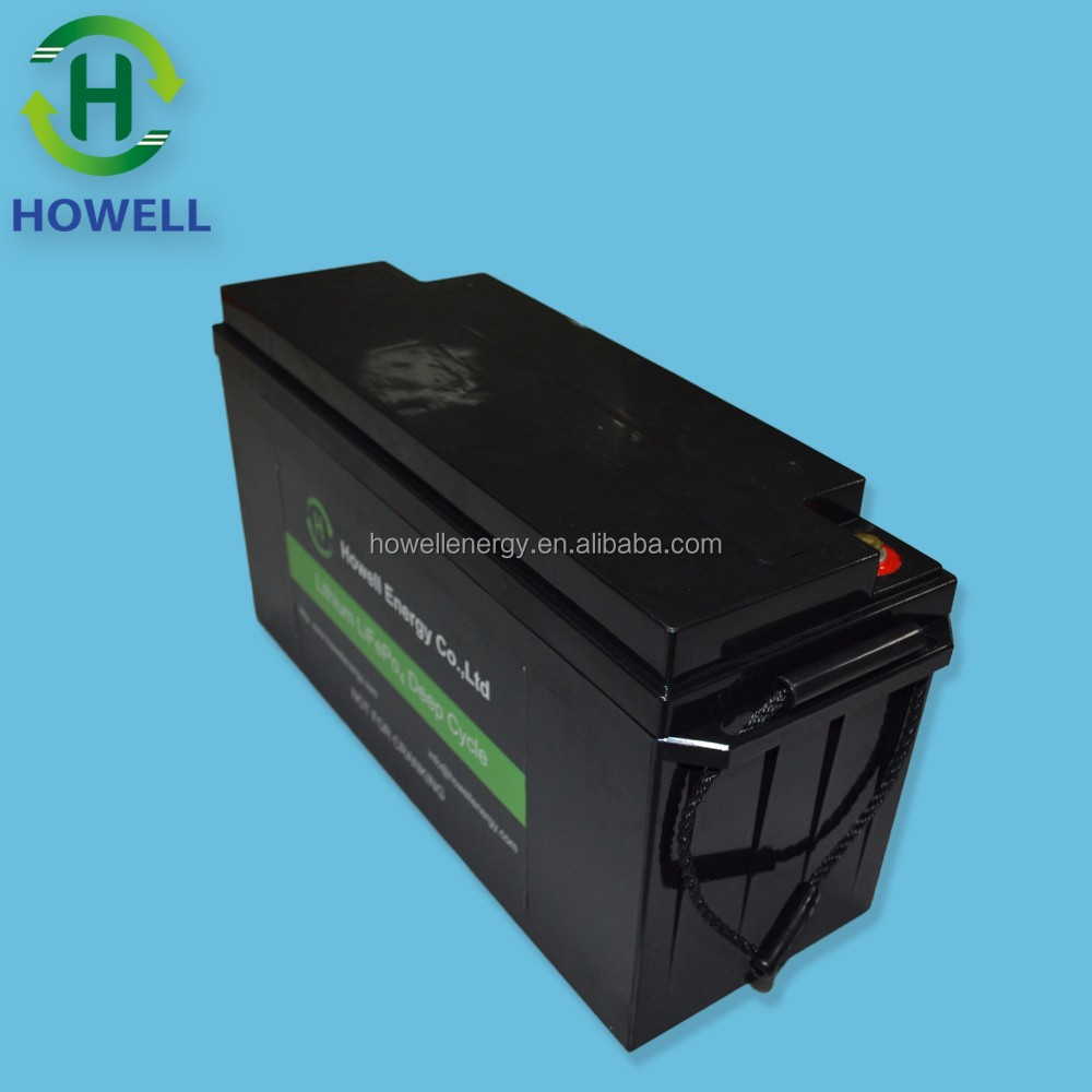 12 V 200Ah lifepo4 battery pack per ESS UPS EV