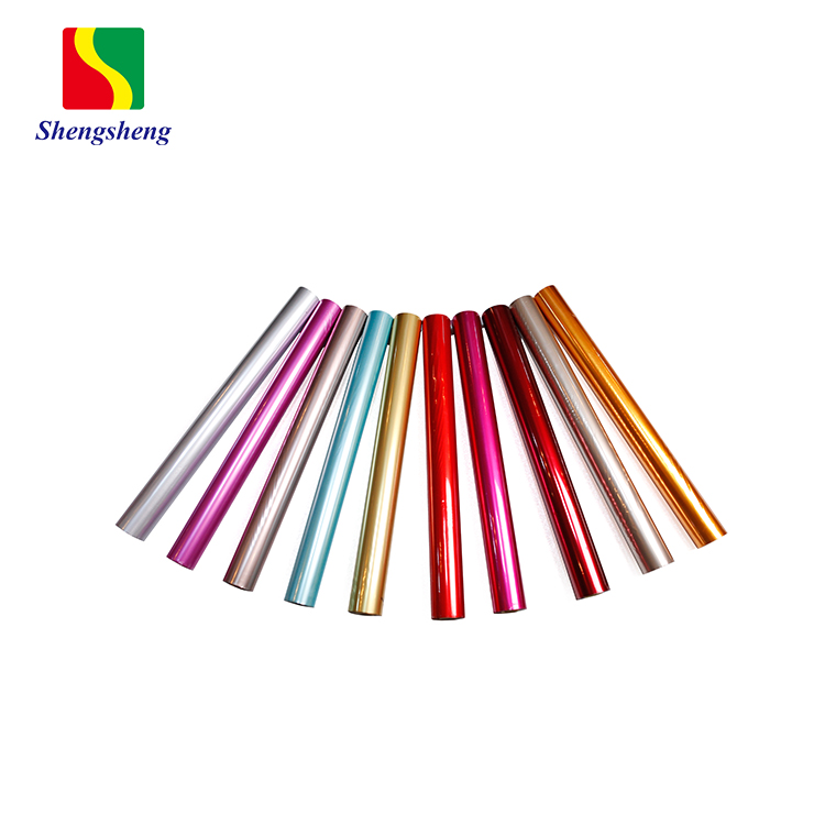 異なるカラーマット · ホットスタンピング箔紙/プラスチック/レザー/ファブリック/プレート