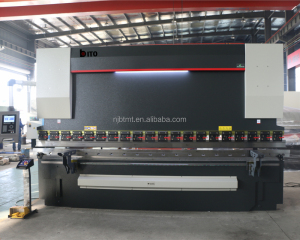 Bito MB8 Series DA52S 160T 4000mm 4+1 Axis Hydraulic CNC Press Brake