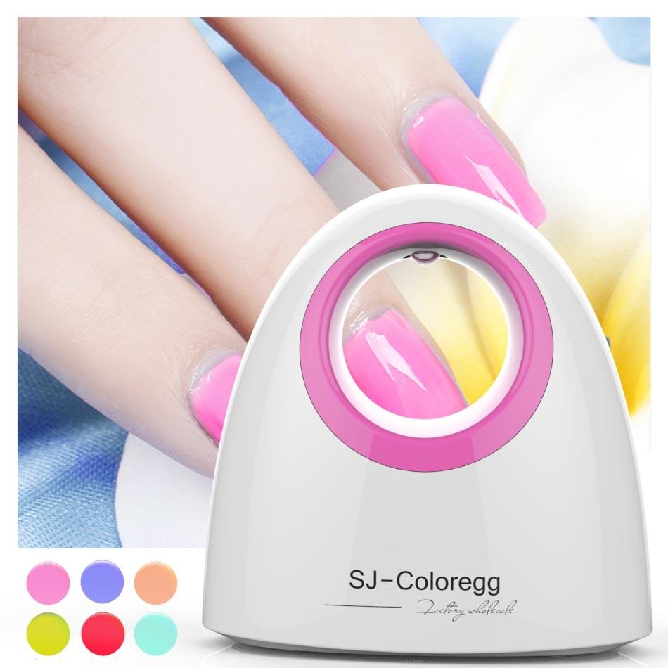 2016 mini lámpara UV para las uñas artificiales, UV LED nail lámpara ...