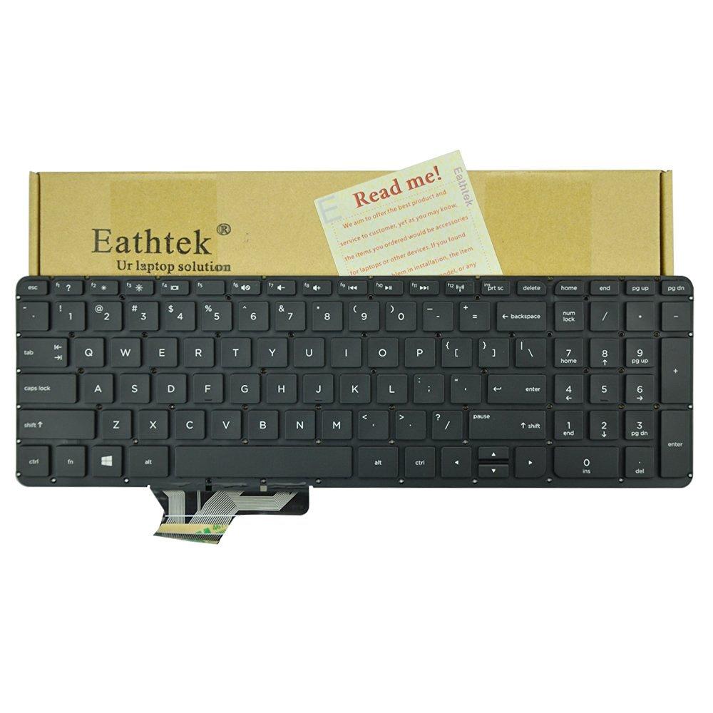 wangpeng New For HP Envy 15-j000 15-j100 15t-j000 15t-j100 US backlit Keyboard