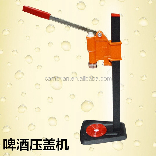 High quality beer bottle capping machine for sale