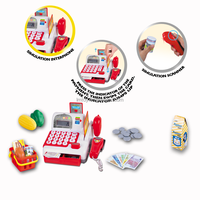 Learning Resources prentend & play cash register Assorted pink play set,