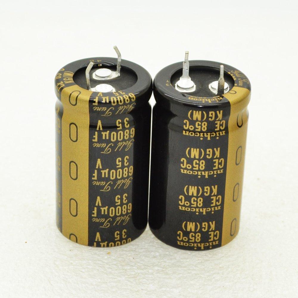 Electrolytic Capacitor 6800 uF x 80 V by NICHICON